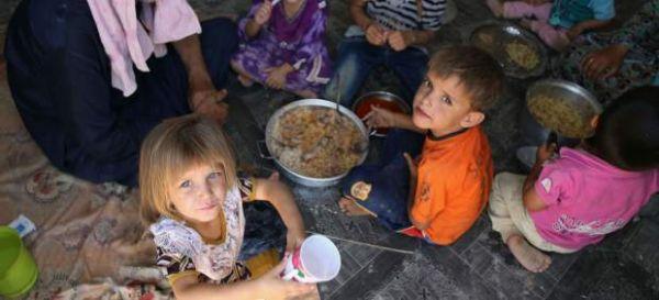Los efectos de la violencia del EI la sufren más de un millón de niños.