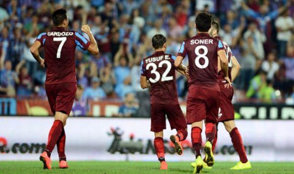 Tacuara debuta con gol en el Trabzonspor de Turquía