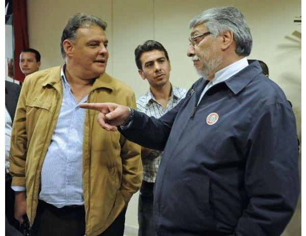 """Richer: """"La gente empieza nuevamente a mirarle a Fernando Lugo como Presidente"""""""