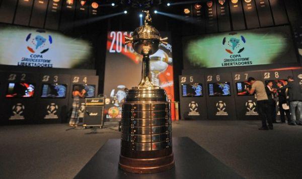 Esta noche se realiza el sorteo de la Copa Libertadores 2015