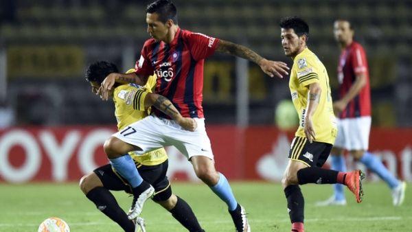 Copa Libertadores: Esta noche Cerro vs. Deportivo Táchira