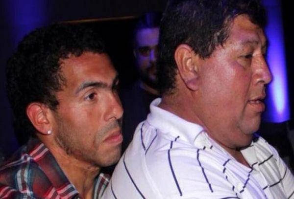 Paraguayos con supuesta implicancia en secuestro del padre de Tevez