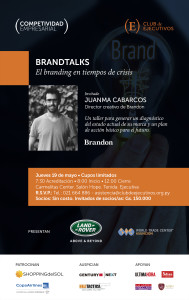 Invitación BRANDTALKS