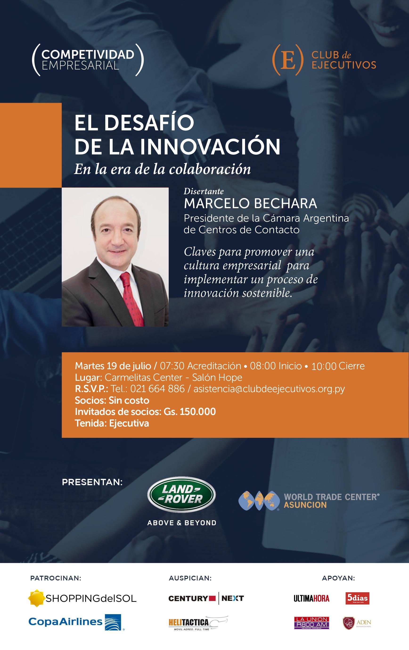 El desafio de la innovación