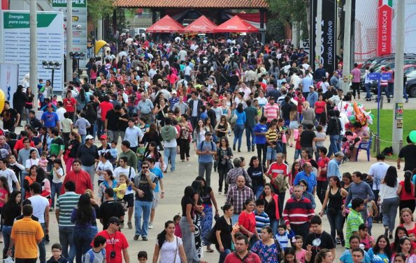 Expo 2020 de Mariano Roque Alonso queda postergada, por coronavirus