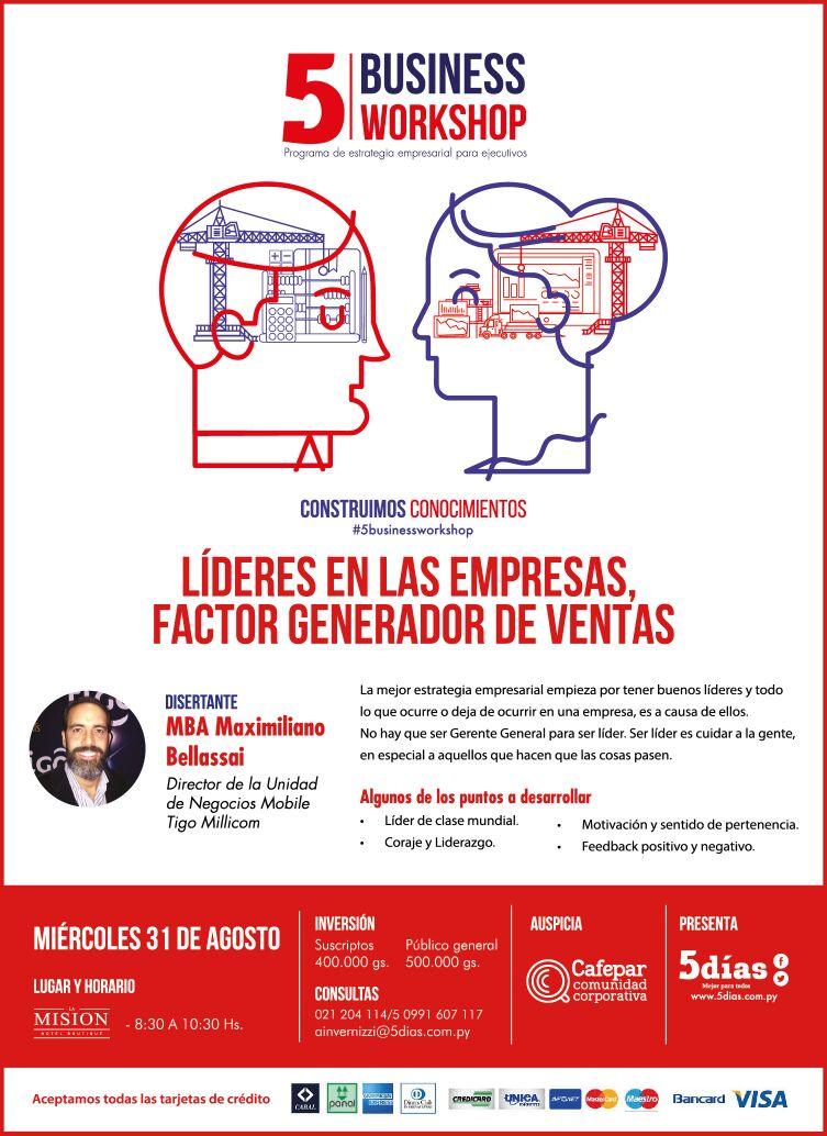 5 Business Workshop