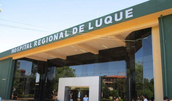 Hospital de Luque está sin pacientes COVID-19 en UTI