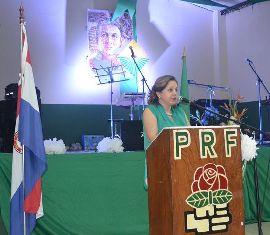 """Partido Revolucionario Febrerista lamenta que Frente Guasú pretenda """"abrir una puerta a la dictadura"""""""