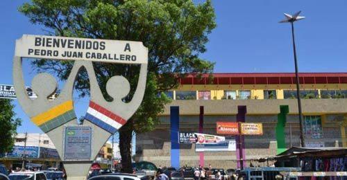 Comerciantes de Pedro Juan Caballero esperanzados por reapertura de frontera