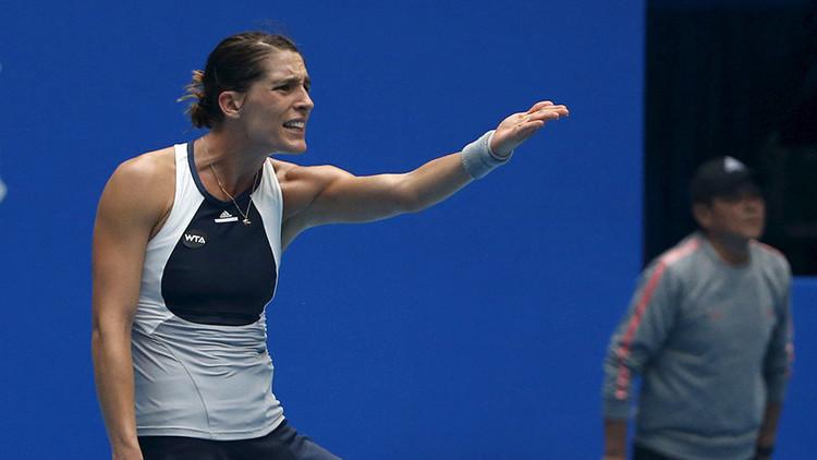 Suena por error el himno nazi en un partido de tenis femenino en Hawái