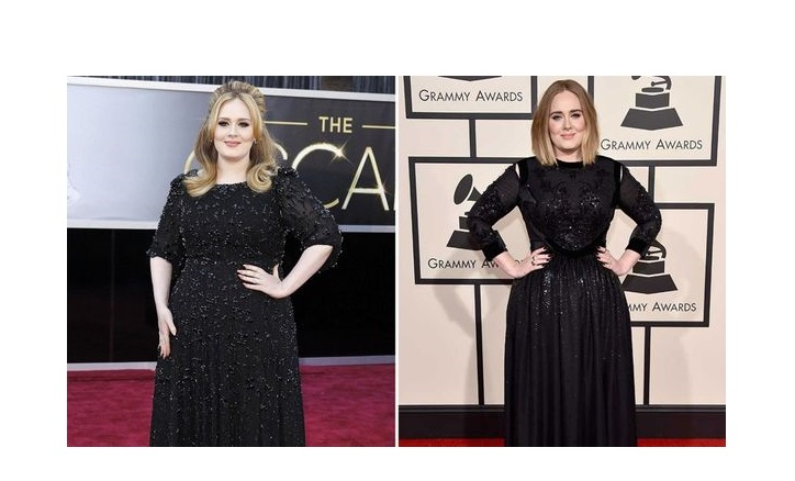 El milagroso entrenamiento de 7 minutos con el que Adele bajó 68 kilos