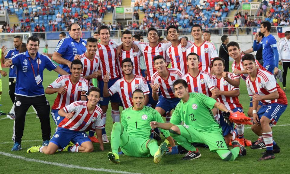 ¡Paraguay clasificó al Mundial Sub 17!