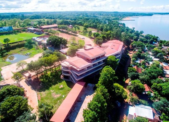 Ampliación de Cuartel Naval de Itapúa está muy cerca de finalizar, afirma Yacyretá