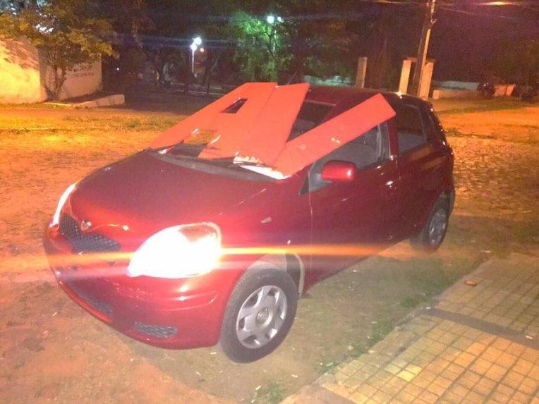 Sorteo de auto y viajes en Derecho UNA no tenía permiso de Municipalidad