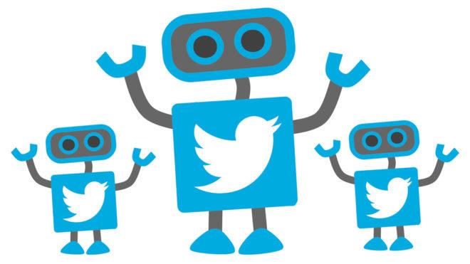 15% de los usuarios de Twitter son bots