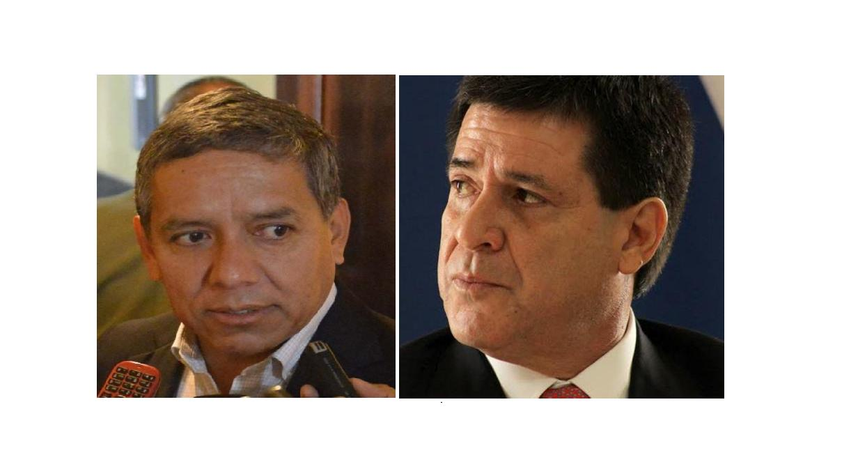 """Carlos Amarilla: """"Me ofrecieron 300.000 dólares para apoyar la enmienda"""""""