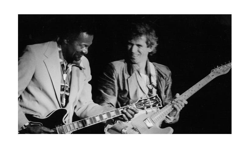 """The Rolling Stones lamentan muerte del """"pionero del rock"""" Chuck Berry"""