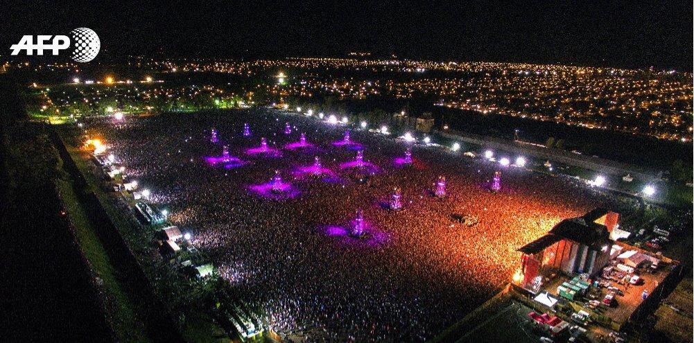 Sospechan que paraguayo se suicidó tras concierto del Indio Solari