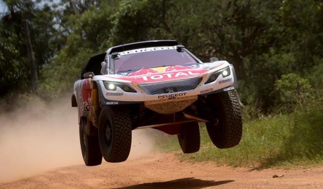 Paraguay, sin Rally Dakar en 2018