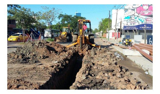 Cerrarán tramo de Aviadores del Chaco por trabajos de la ESSAP