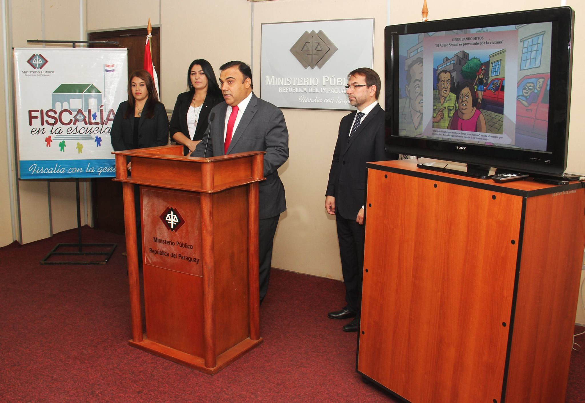 Ministerio Público lanza Guía para fiscales y funcionarios sobre abuso sexual en menores