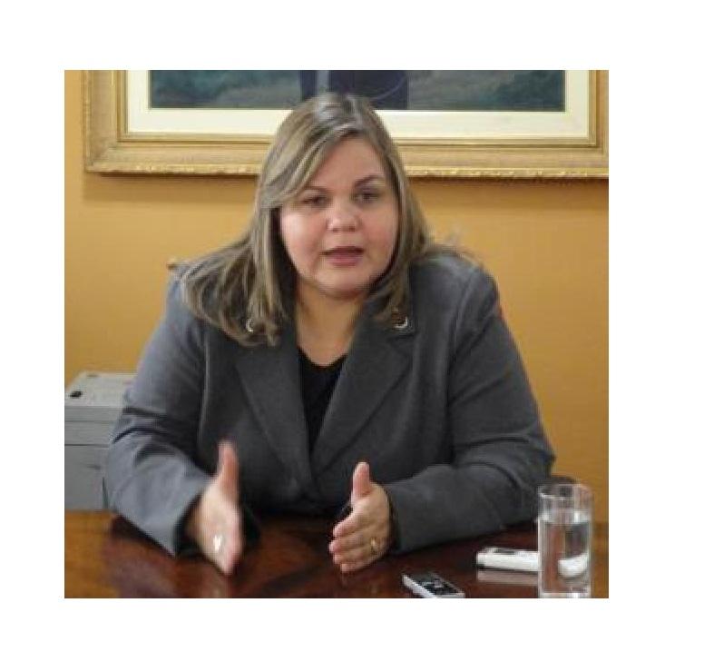 """Lilian Samaniego dice que la reelección representará una """"modernización"""" de la democracia paraguaya"""