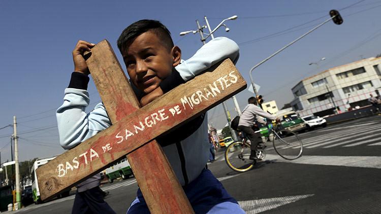 De migrantes a refugiados: ¿cambia el flujo de centroamericanos que atraviesa a México?