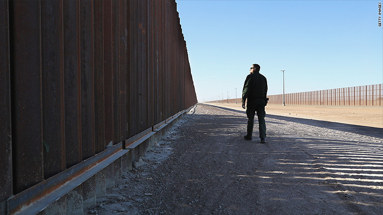 Que la frontera inexpugnable: El muro de Trump medirá 9 metros de altura