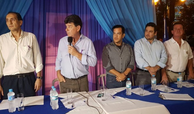 PLRA respalda a Rodolfo Friedmann