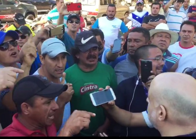 Concepcioneros cumplieron su objetivo y frenaron a Paraguayo Cubas