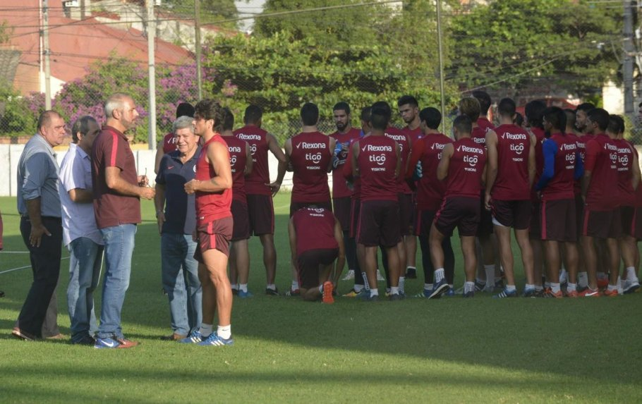 Asumió Félix Darío León en Cerro Porteño y ya prepara el superclásico