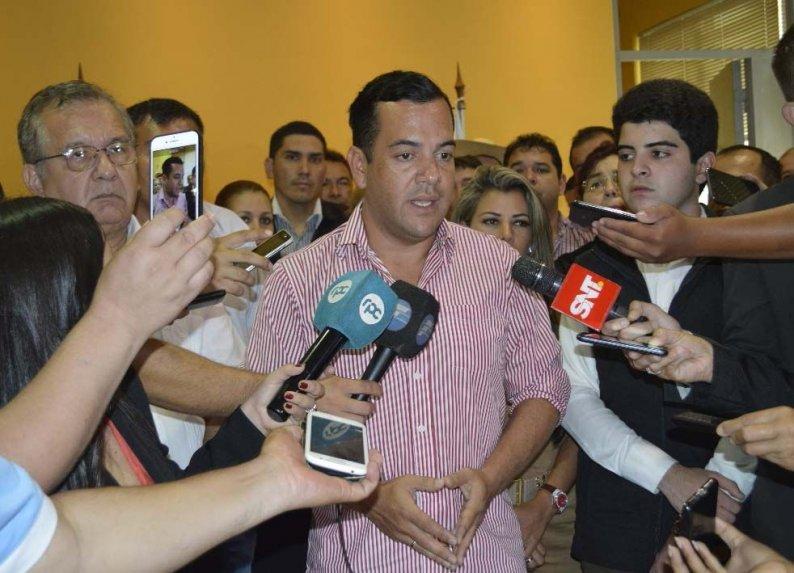 """Ljubetic: """"Lo que pasó en Guairá deja un precedente malísimo para la República"""""""