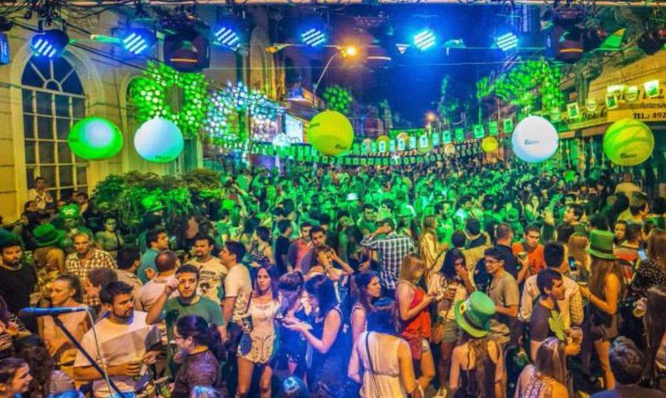 AMCHA prepara nueva edición del St. Patrick's Day