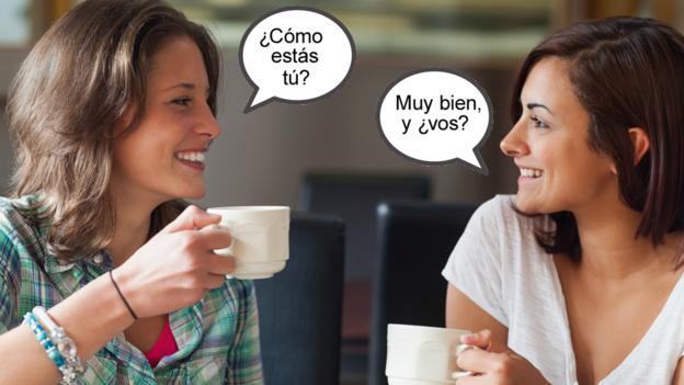 """¿Por qué algunos países de América Latina usan el """"vos"""" en vez del """"tú""""?"""