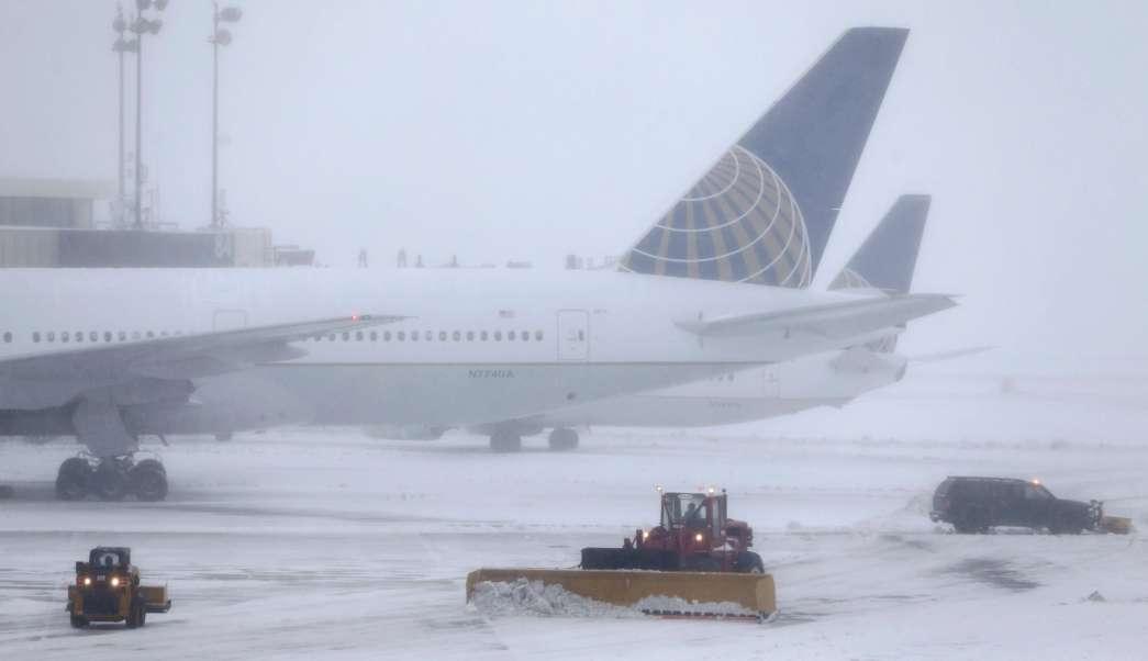 La tormenta de nieve Stella golpea la costa Este de Estados Unidos