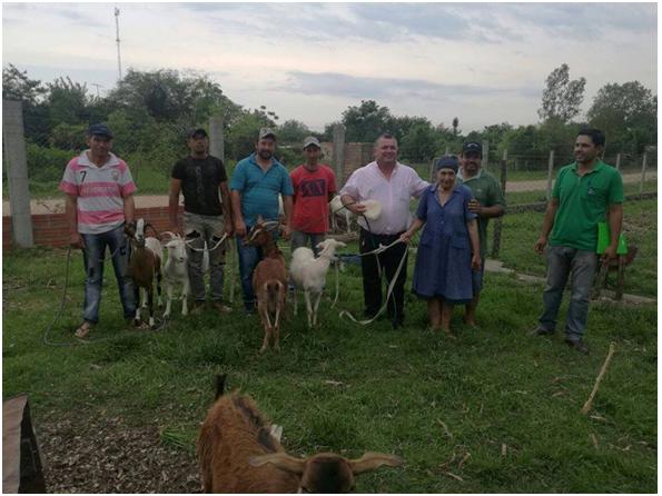 Yacyretá brinda gran ayuda a pobladores de Ñeembucú