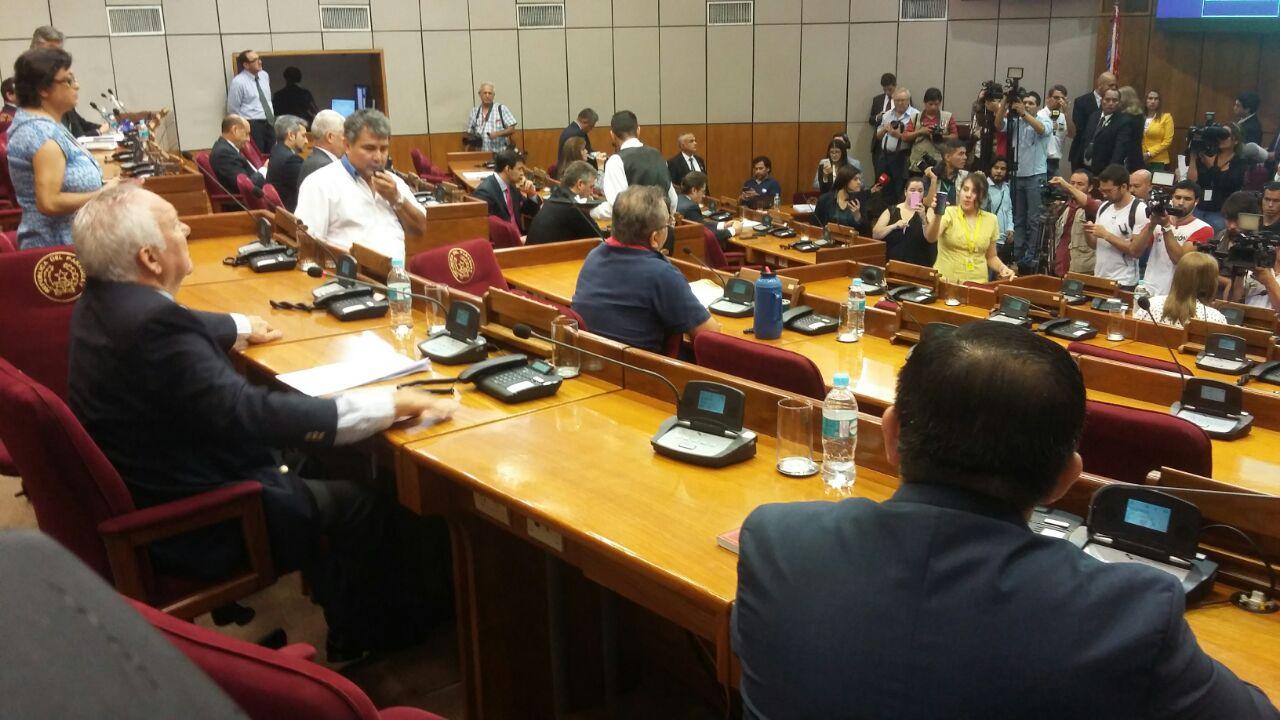 Hoy presentan enmienda, se maneja desde el Senado
