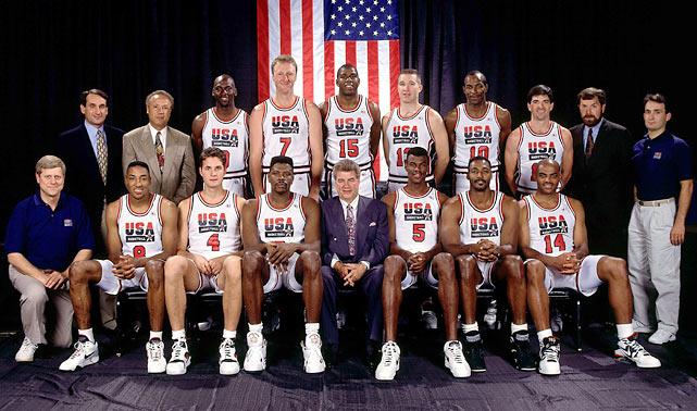 Hace 25 años, el Dream Team debutaba de forma oficial: ¿el mejor equipo de la historia?