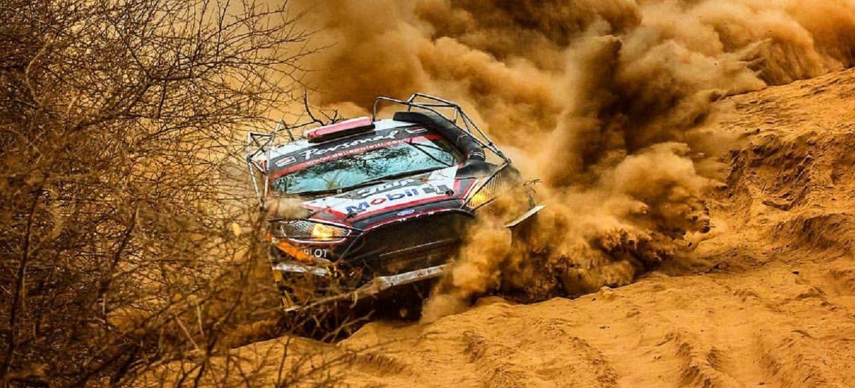 Suspenden el Transchaco Rally 2021