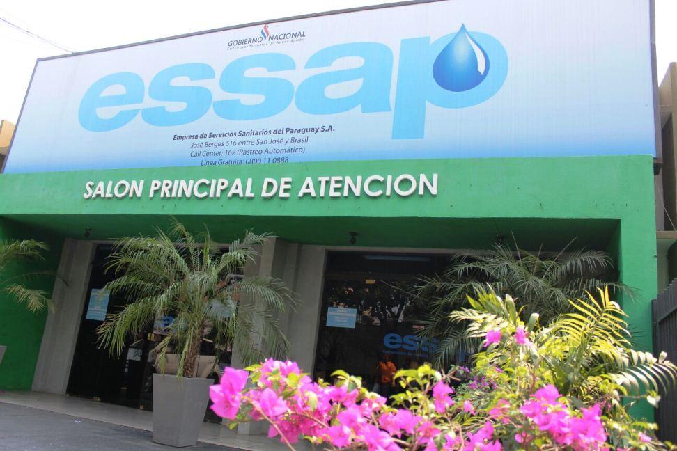 Sindicalistas de ESSAP aprueban gestión de Chase frente a la aguatera