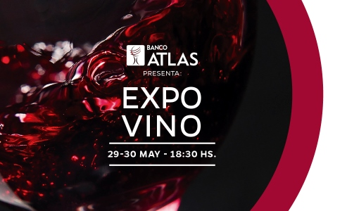 Expo Vino 2018: 20% de descuento con todas tus tarjetas atlas