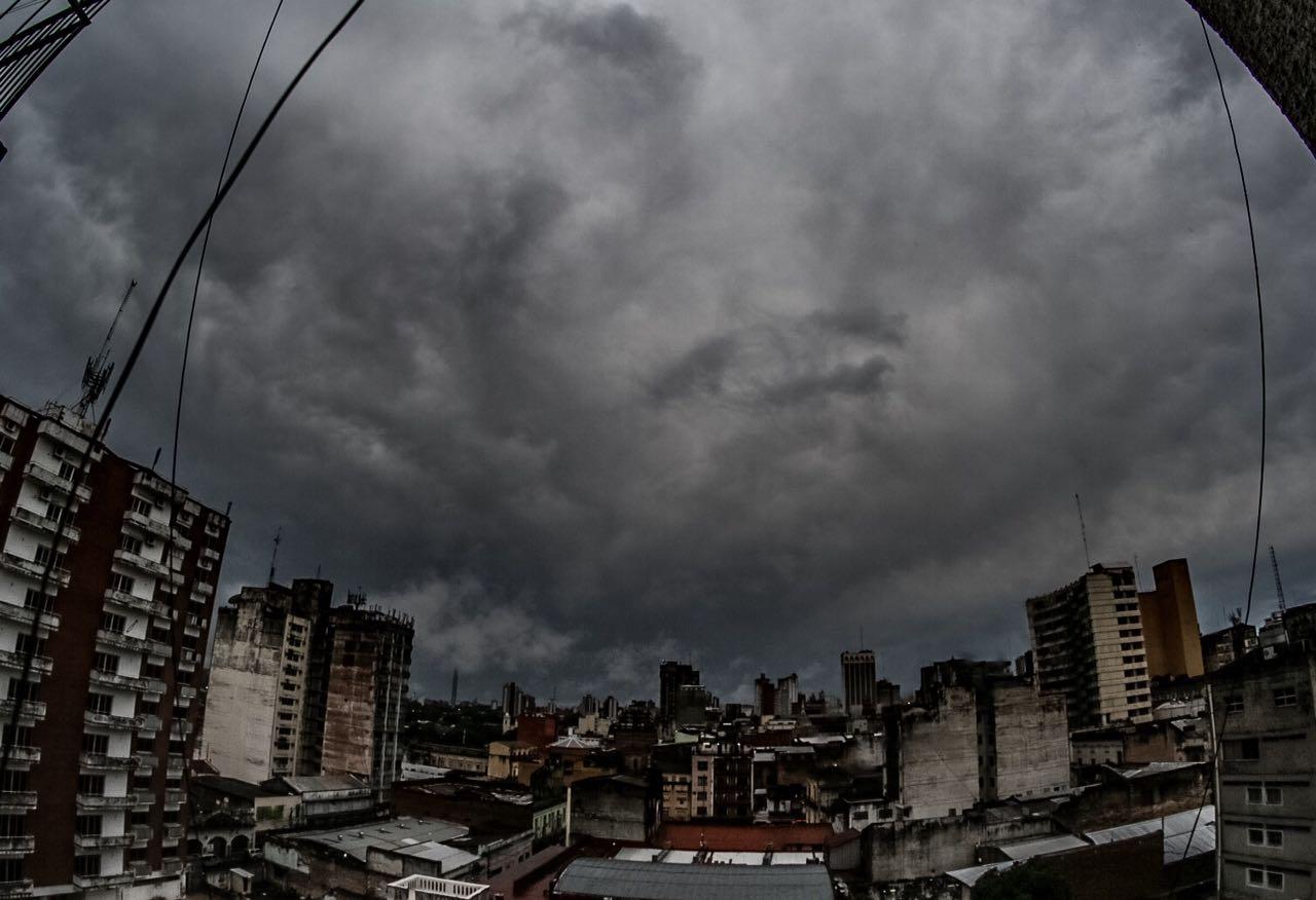 Pronostican jueves lluvioso en casi todo el país - La Unión