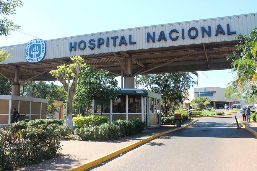 Tormenta causó daños en el Hospital de Itauguá