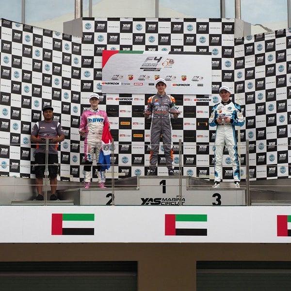 Joshua Duerksen, volvió a lograr un nuevo podio