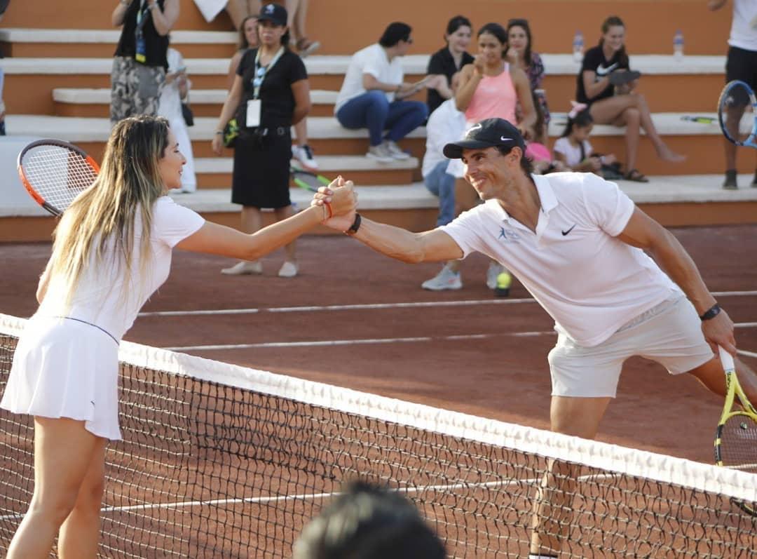 Rafa Nadal celebra la igualdad de sueldos entre hombres y mujeres en el tenis