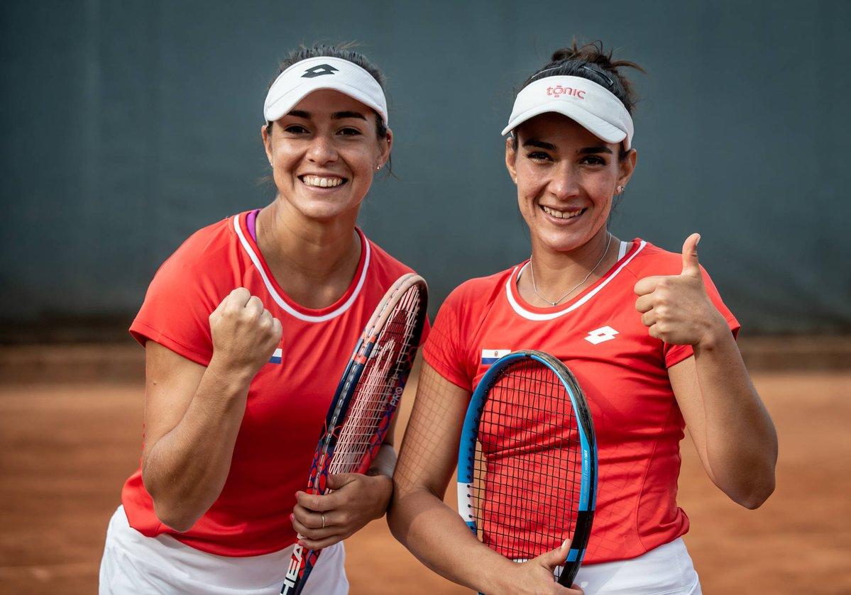 Tenis: Paraguay venció a Ecuador