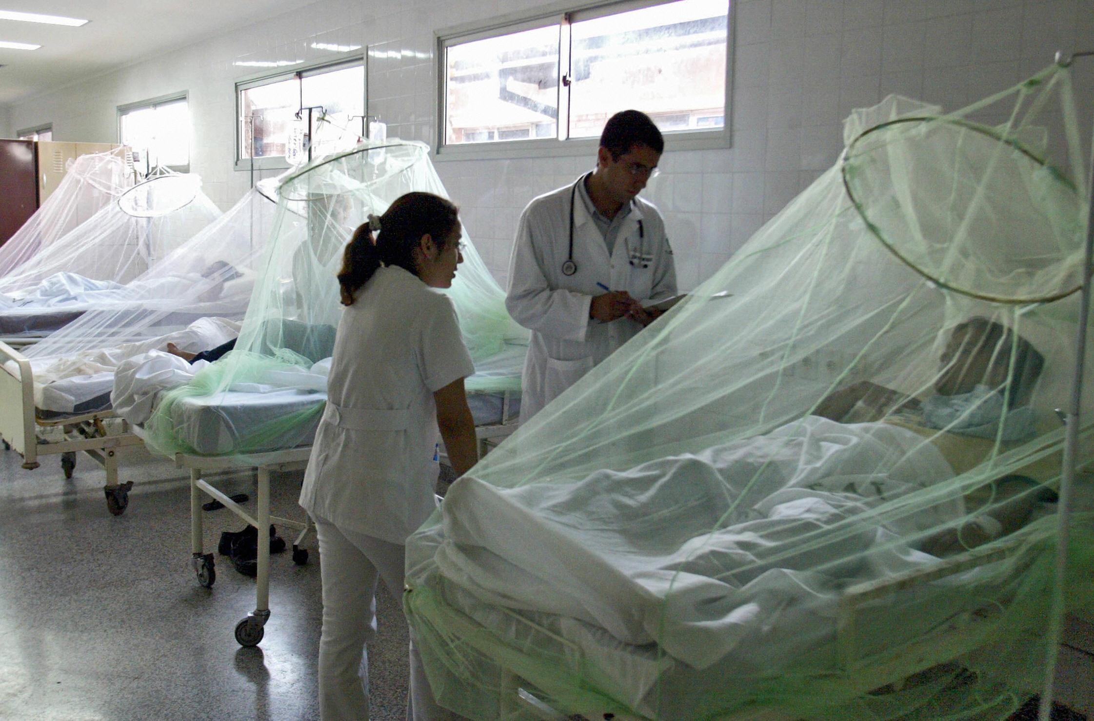Niñez y adolescencia se suma a la lucha contra el dengue.