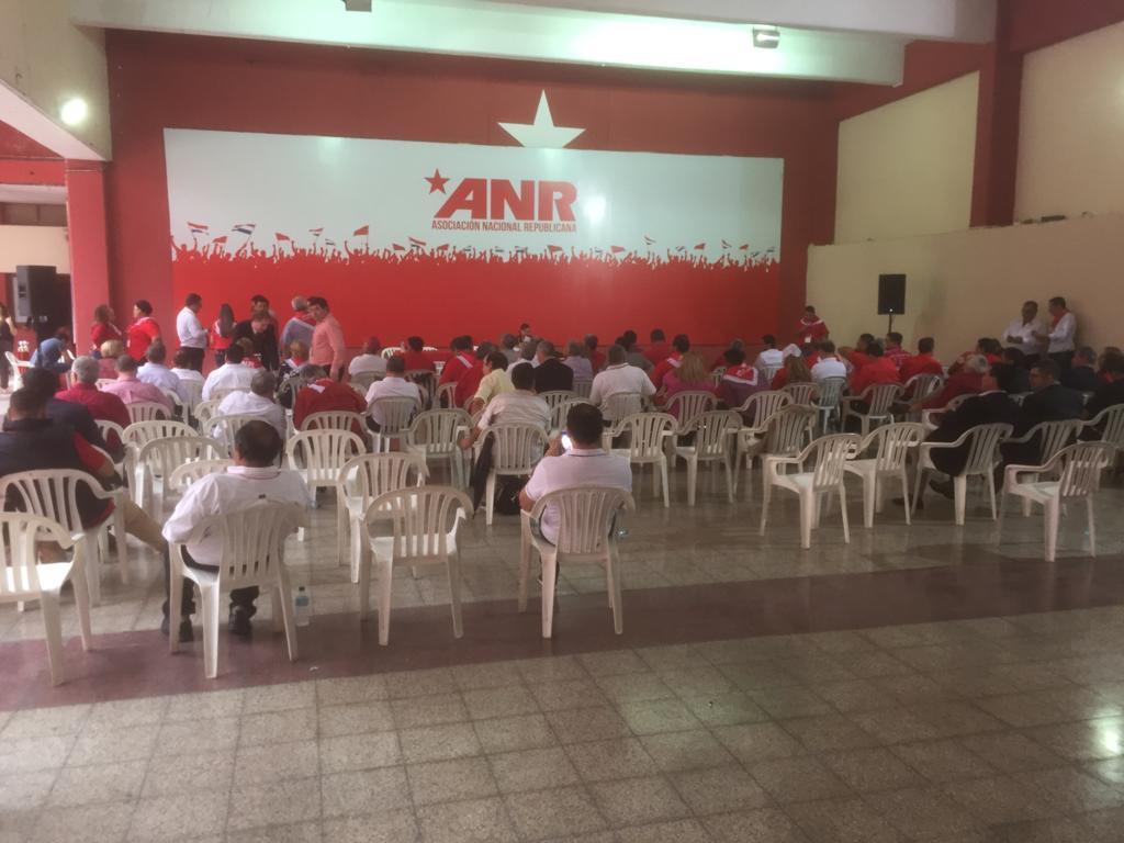 Insisten en suspender Convención virtual de la ANR