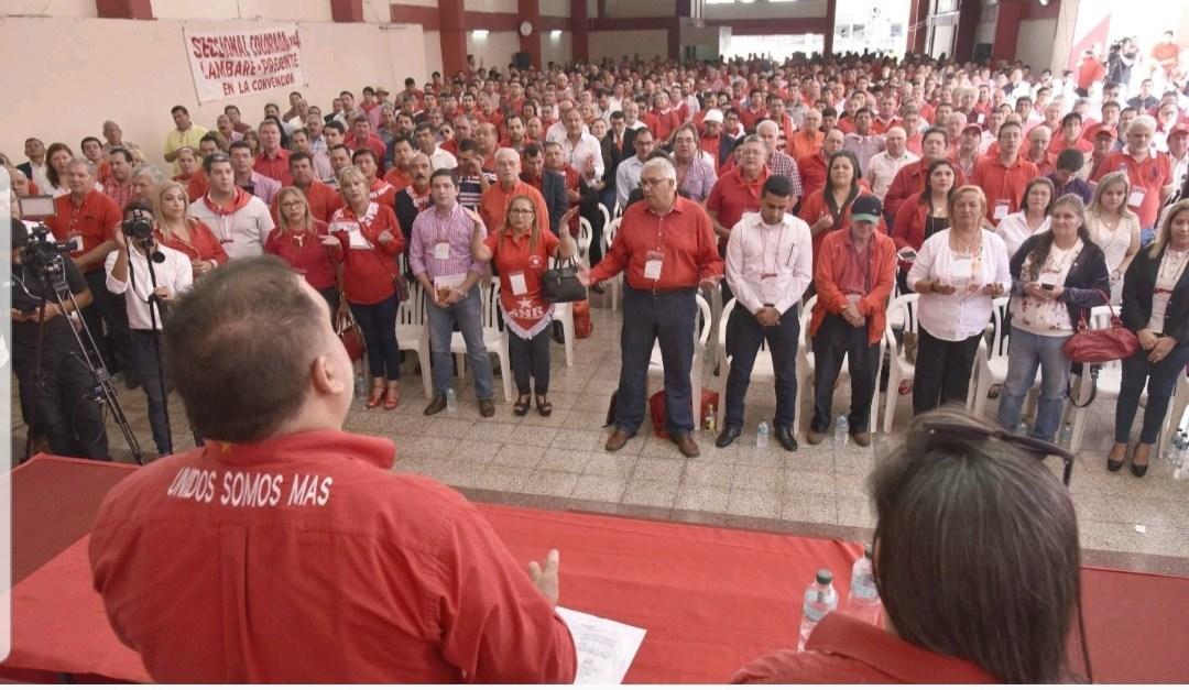 Presidentes de Seccionales coloradas llevaran a cabo plenaria nacional de forma virtual