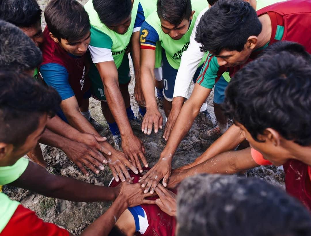Club Puerto Diana, el equipo que se ganó el corazón de la afición paraguaya